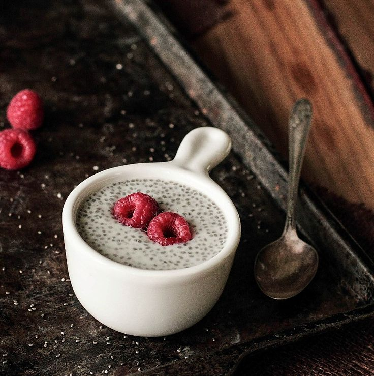 Vanilla Chia Pudding - Pastry Affair | Foodstuffs | Pinterest