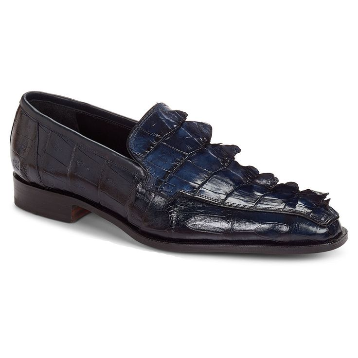 Mauri 4770 Men's Orefici Wonder Blue Loafers (MA4314)