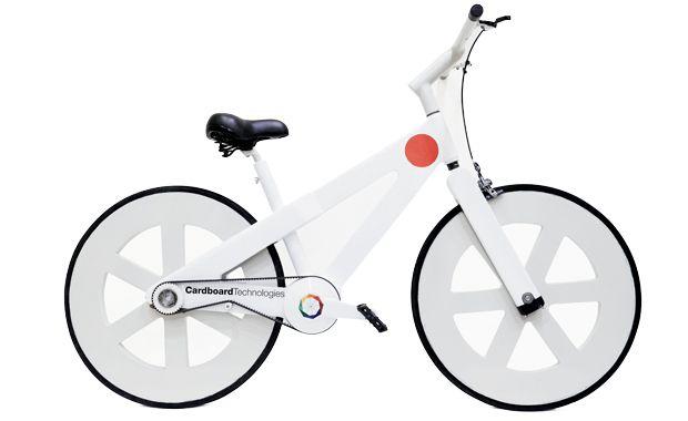 世直し発明家ガフニさんの、世界を変える段ボール自転車 « WIRED.jp