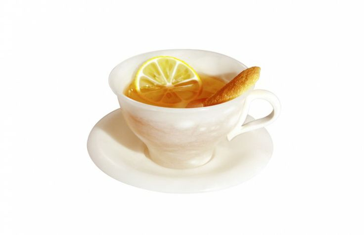 Time for tea - l'ora del tè. In alabastro e derivati-
