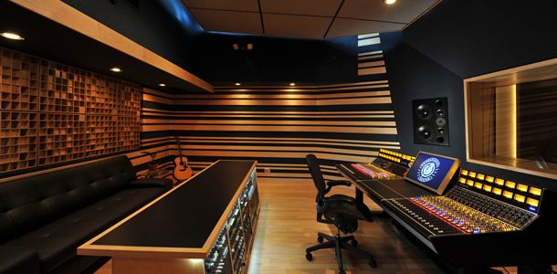 Pro Studio Set Up They Key To Having A Pro Recording Is