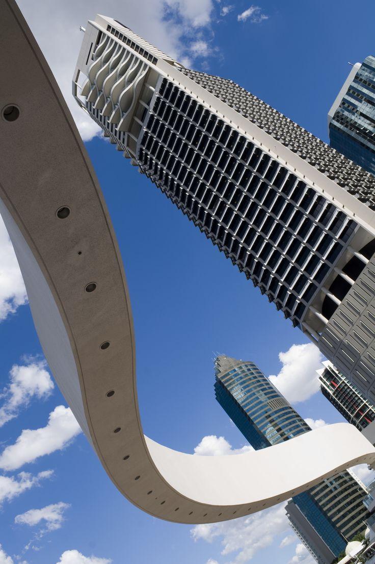 Riparian Plaza in #Brisbane