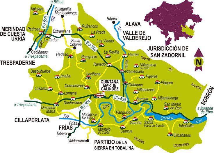 Las Merindades - Valle de Tobalina