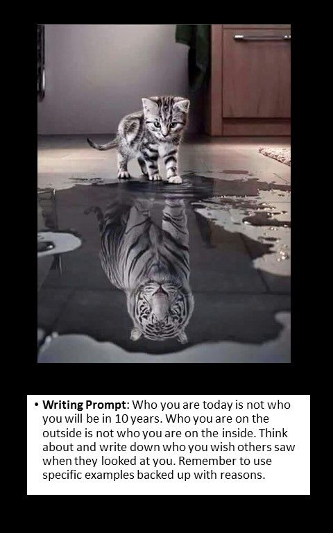 Writing Prompt: Self Worth