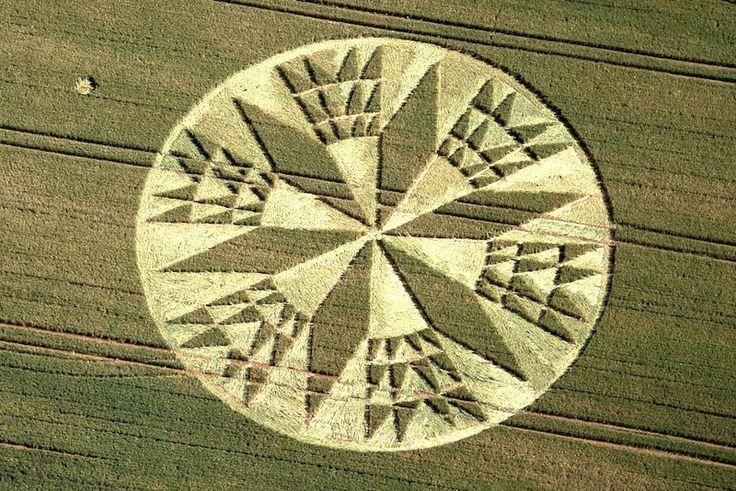 Save The Crop Circle Date: 21 september 2012. Cerchi nel grano segnalano la data del 21/09/12. #cropcircle