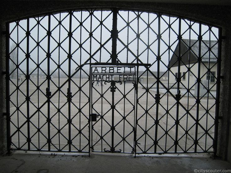 Dachau concentration camp- very very moving.