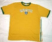 Brazil soccer shirt - Vintage Basement