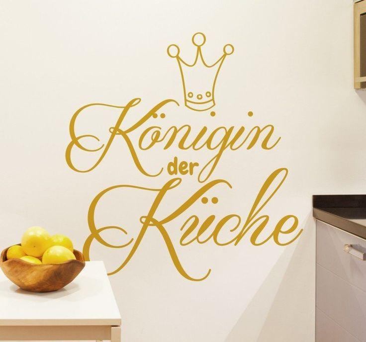 98 best Kitchen Decoration images on Pinterest Baking center - wandtattoo küche guten appetit