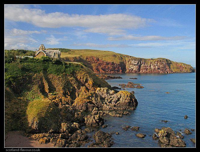 St. Abbs, Scottish Borders