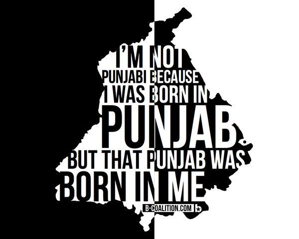 ❤ Being Punjabi, 2013-11-23.