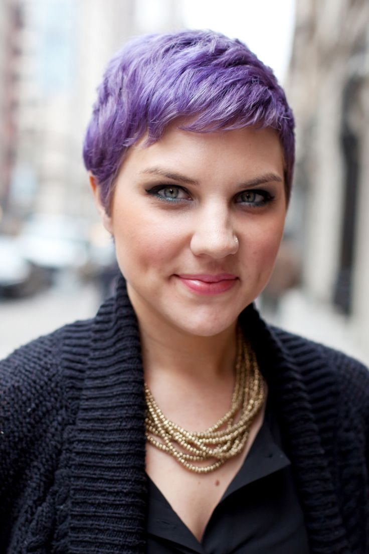 best hair cuts u colors images on pinterest colourful hair