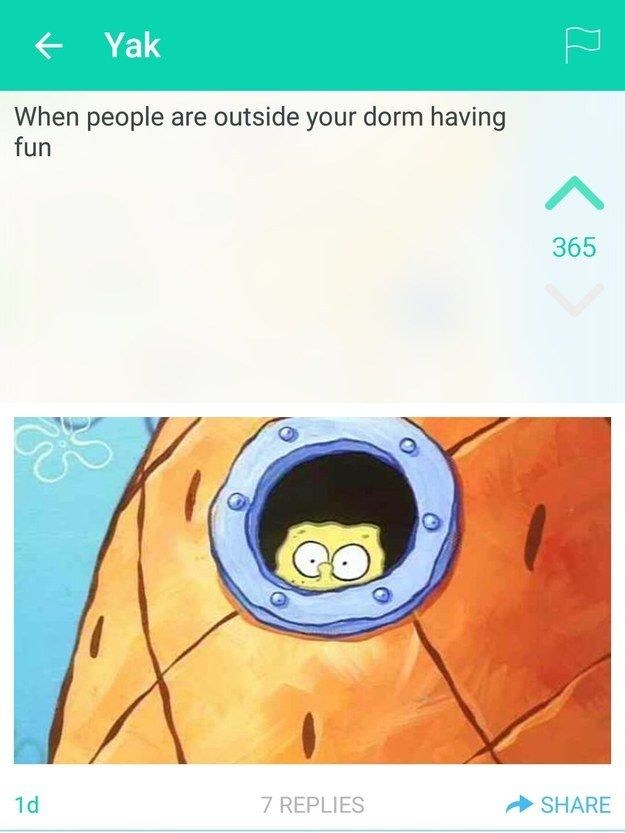 Best Yik Yak Images On Pinterest College Life Anonymous And - 21 life changing pieces of wisdom courtesy of yik yak