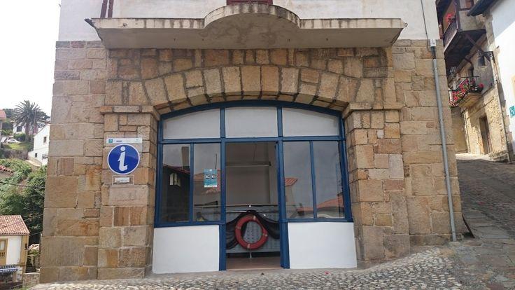 Centro de Recepción de Visitantes de Lastres Calle Real, s/n -33330  Lastres Tel. 985 85 22 00 info@colunga.es