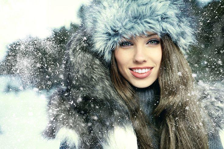 Уход за волосами зимой - Статьи и обзоры | Интернет магазин COSMOHIT