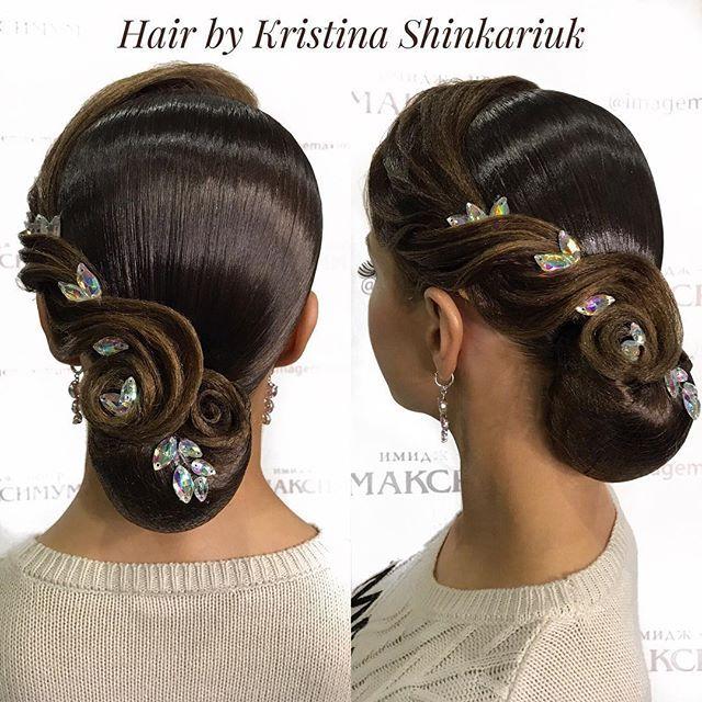 ▪️Hair by Kristina Shinkariuk ▪️. . . #hairdresses #hairstyle #hair #mua #muah #stylist #ballroomdance #shinkariukstylist #бальныетанцы #kristinashinkariuk #dancesport #dancehair #ballroom #dancecompetition #beauty #muah #make-up #hairstylist #wdsf #прическа #прическадлятанцев #кристина_шинкарюк_иц #kristinashinkariuk #шинкарюк_кристина_иц #grandslam #stuttgart #goc