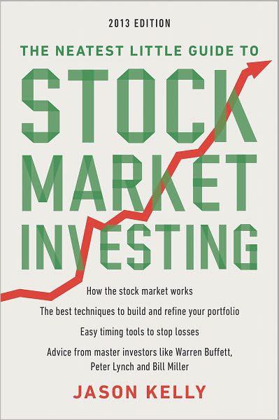 Review: The Neatest Little Guide to Stock Market Investing http://www.rightlinetrading.com/