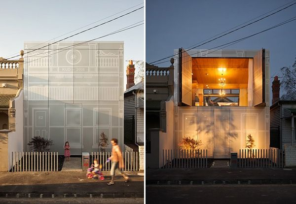 Perforated House Melbourne