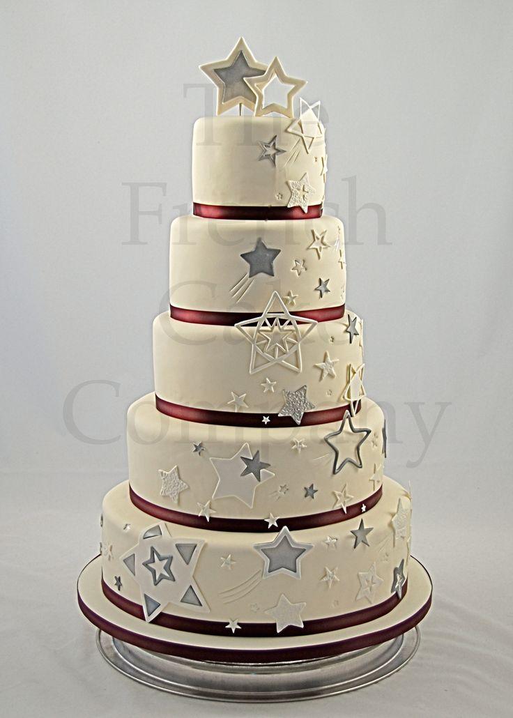 170 best images about wedding cakes on pinterest seasons. Black Bedroom Furniture Sets. Home Design Ideas