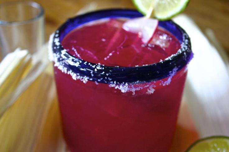 Margarita at The Painted Burro