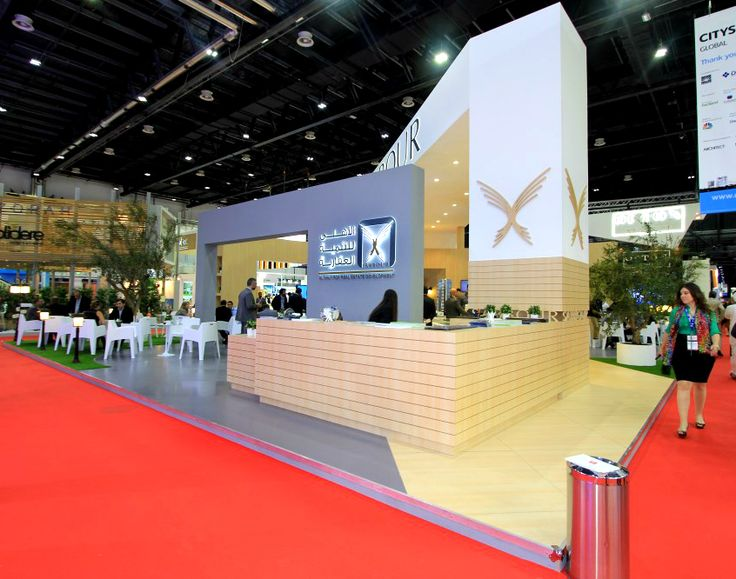 SABBOUR Continental Stand By Focusdirect Exhibitions At Cityscape Dubai 2015