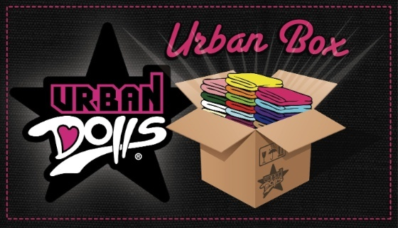 I ♥ URBAN DOLLS - Gana una URBAN BOX!