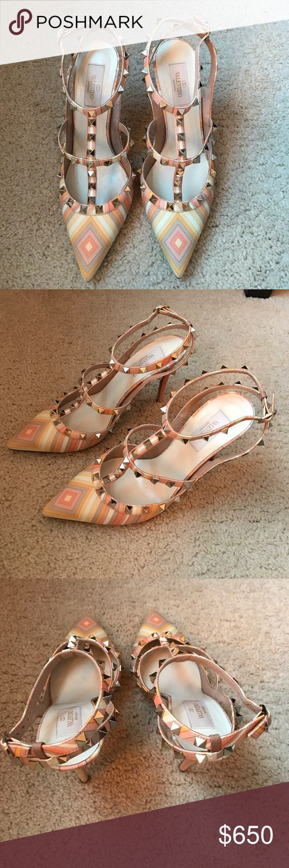 Valentino Rockstud Pumps New never worn, come with box and dust bag Valentino Shoes