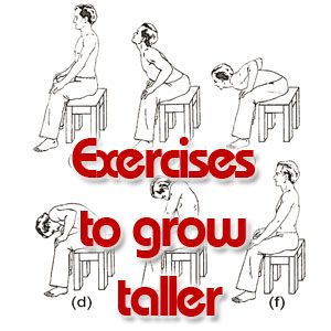 How To Grow Taller Fast