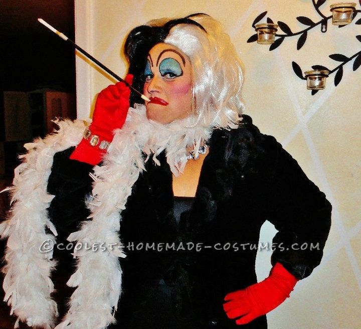 The 25 best diy cruella deville costume ideas on pinterest coolest cruella deville diy costume solutioingenieria Images