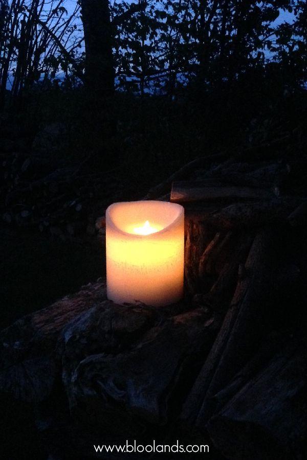 17 best ideas about bougie led on pinterest lanterne led for Lanterne a bougie exterieur