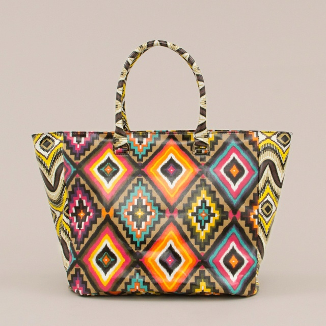 Found this cute colorful bag on sale
