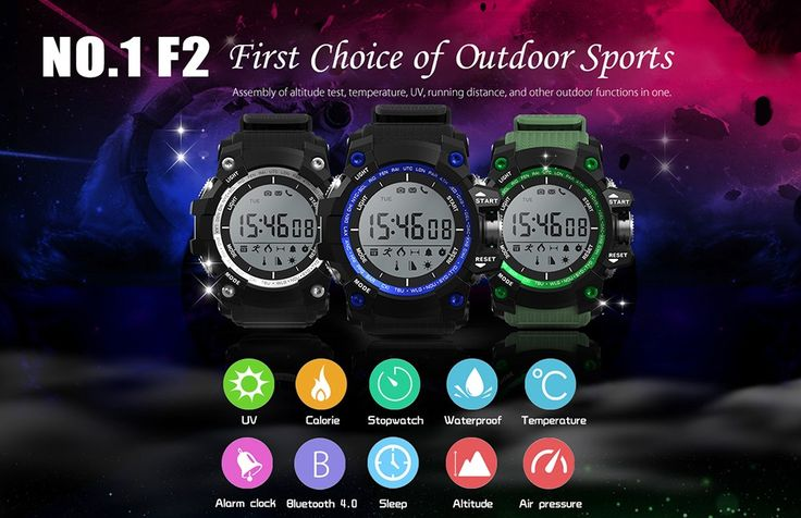 NO.1 F2 Smartwatch, Special Offer from Gearbest  @  $21.99 !  http://www.mobilescoupons.com/gadgetsaccessories/no1-f2-smartwatch-special-offer-from-gearbest