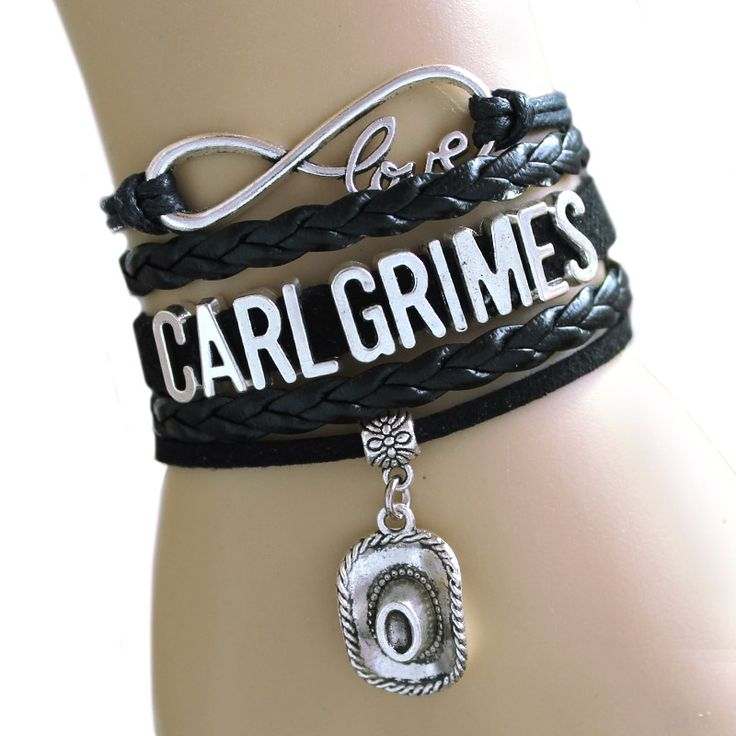 Carl Grimes Cowboy Bracelet - Exclusive - The Walking Dead //Price: $7.95 & FREE Shipping //     #walkingdead