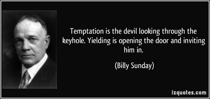billy sunday quote