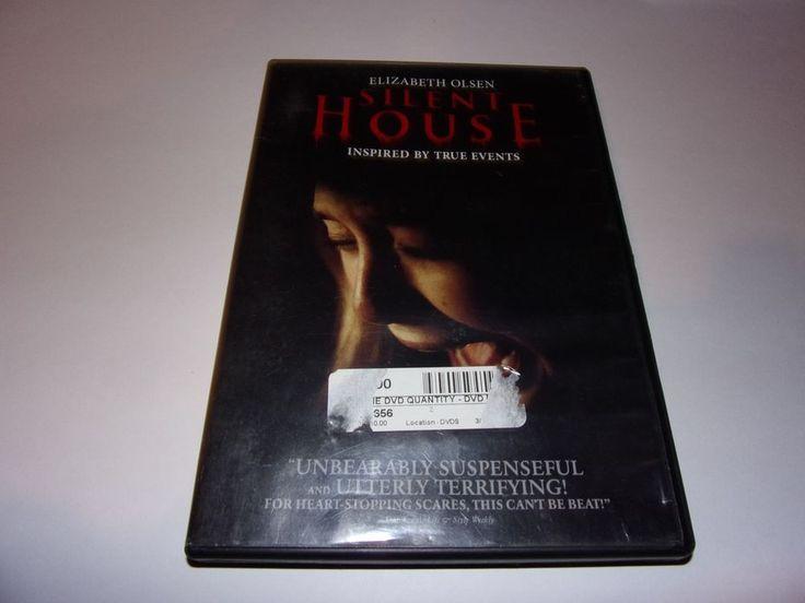 Silent House (DVD, 2012) Elizabeth Olsen / Horror/ Thriller / Suspense/  #Universal