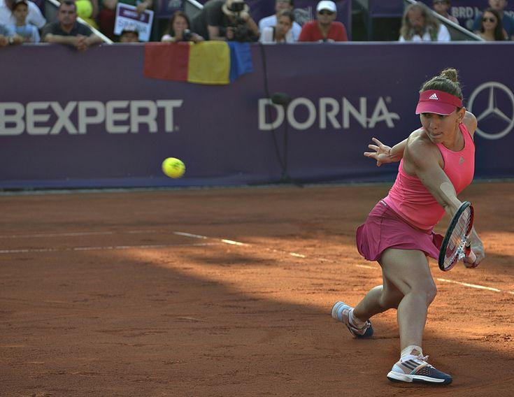 Simona Halep | Bucharest Open