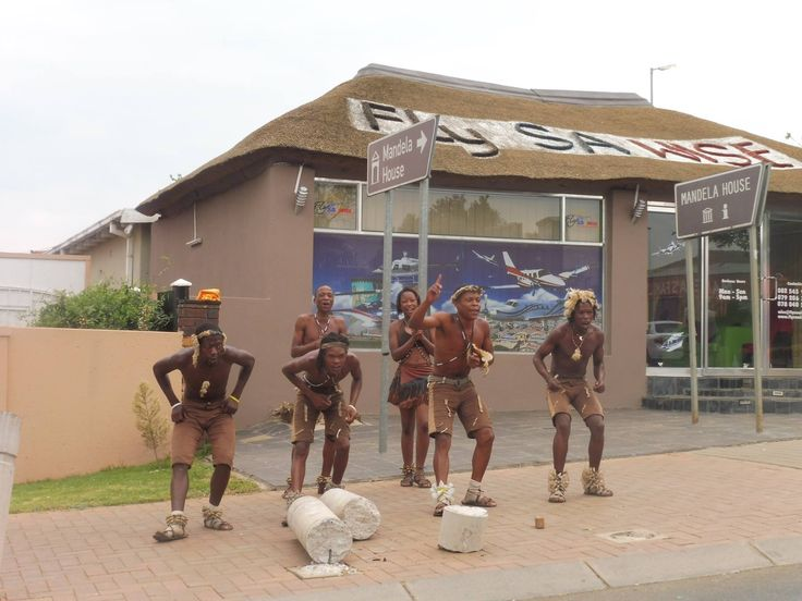 Soweto Yought Dancers