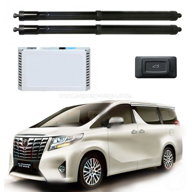 Smart Auto Electric Tail Gate Lift for Toyota Vellfire 2016