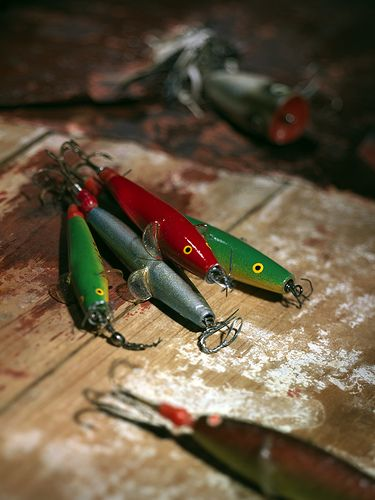 845 Best Images About Antique Lures On Pinterest