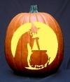 Halloween RIP Grave Stencil - Free Pumpkin Carving Stencil/Pattern