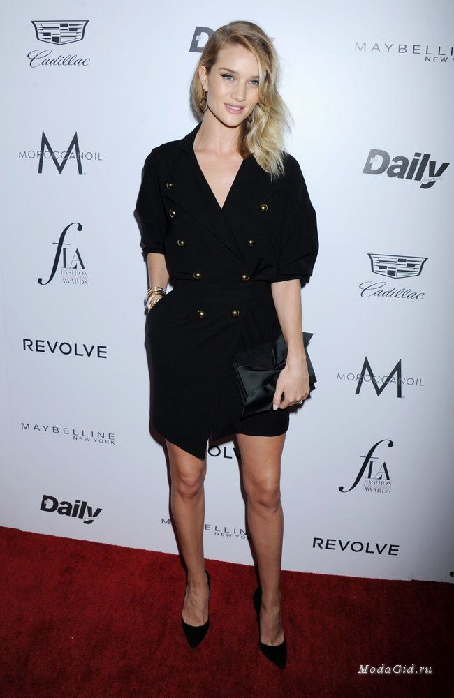 Знаменитости: Знаменитости на церемонии Fashion Los Angeles Awards 2016