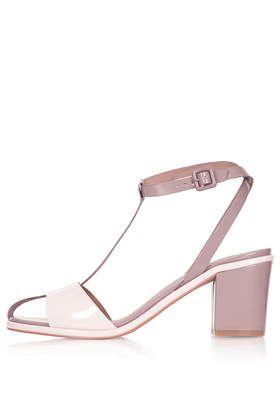 NOWADAYS T-Bar Sandals - Heels - Shoes