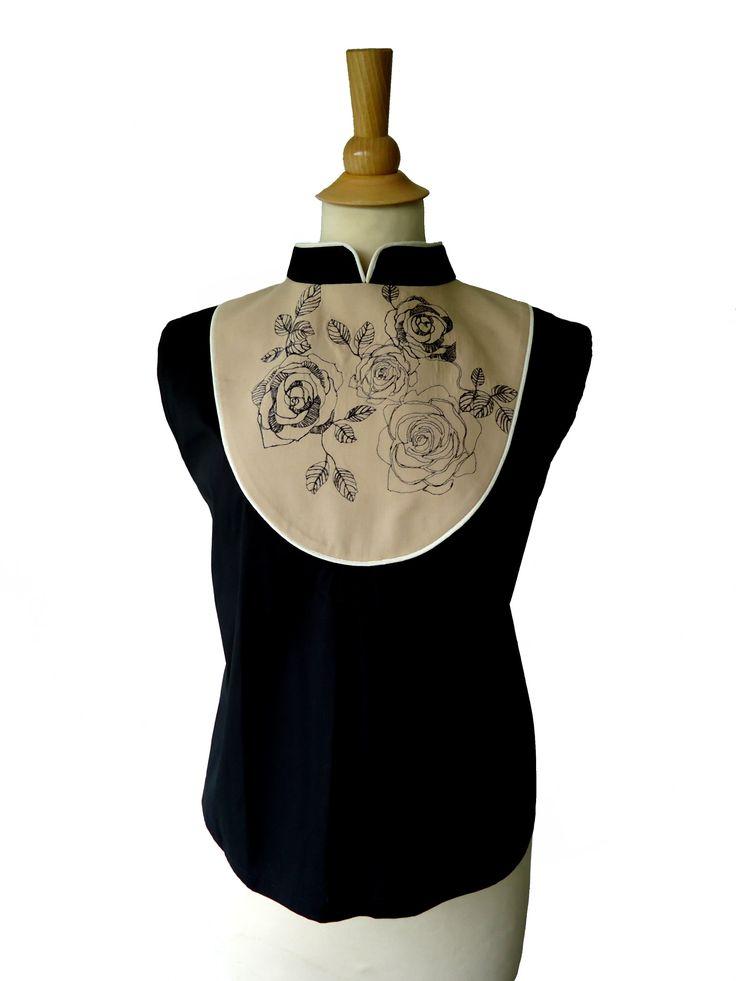 Top blouse - YEIHO fashion ethnic http://www.boutiqueyeiho.com/