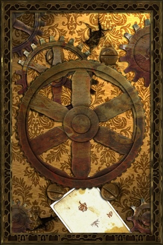 steampunk iphone wallpaper - photo #11
