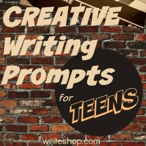 Best Writing Ideas Middlehigh School Images On Pinterest  Creative Writing Prompts For Teens