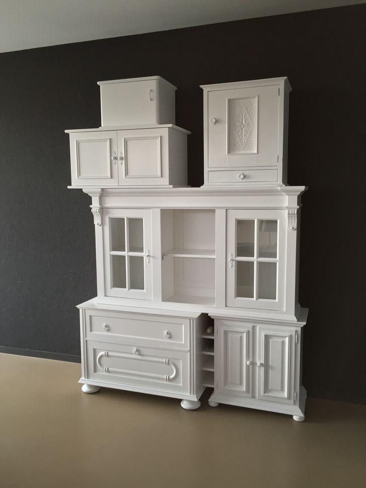 Wandschrank der alten Schränke   Möbelverschönerung, Alte ...