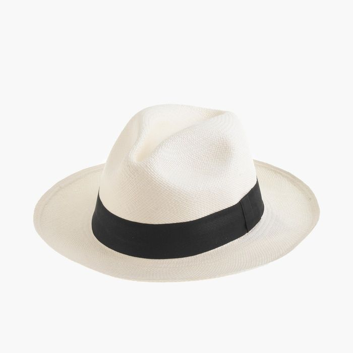 The Ten Best Summer Hats // #1 J.Crew Panama Hat // Check out the rest of the best here!