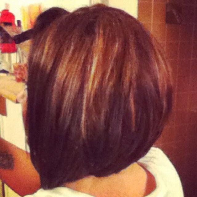 My new hair cut ;)