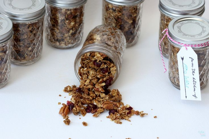 Gingerbread Granola: Food Recipes, Free Foodzzz, Treat Bliss, Sweet Treats, Healthy Eating, Tasty Treats