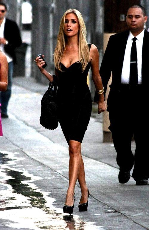kristen cavallari: Date Night, All Black, Fashion Style, Kristin Cavallari, Date Outfits, Allblack, Kristincavallari, Little Black Dresses, The Dresses