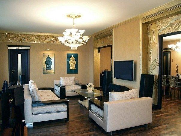 Дизайн гостиной - Дизайн интерьеров | Идеи вашего дома | Lodgers